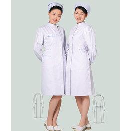 贵阳护士服专业定制_护士的衣服